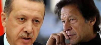 Turkish president Erdogan telephones Imran, congratulates on PTI's win