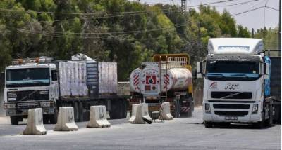 Israel again halts gas and fuel entry into Gaza