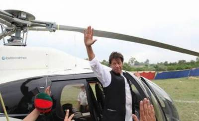Helicopter misuse case: NAB summons Imran Khan on August 7