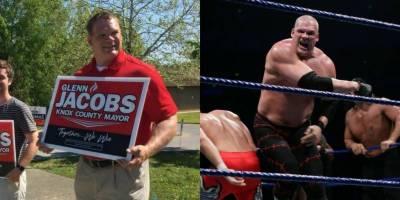 WWE wrestler Kane elected as mayor of Knox County