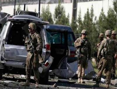 Afghan suicide attack kills three Nato soldiers