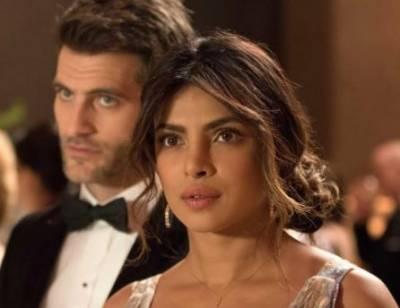 Priyanka Chopra says goodbye to 'Quantico'