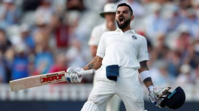 Virat Kohli tops ICC test batting rankings after Edgbaston ton