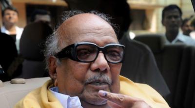Veteran Indian leader Karunanidhi passes away at 94