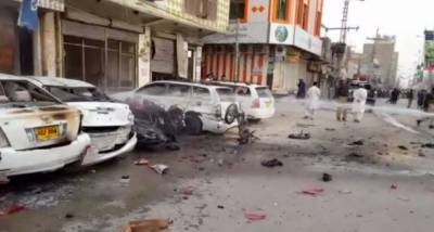 One dead, 9 injured in Chaman blast