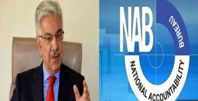 NAB approves inquiry against Khawaja Asif
