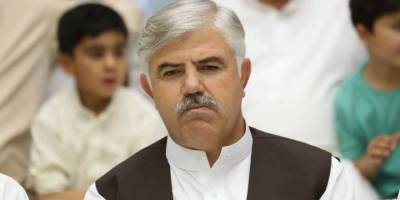 PTI's Mehmood Khan elected as Khyber Pakhtunkhwa chief minister
