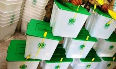 ECP issues schedule for by-polls across country
