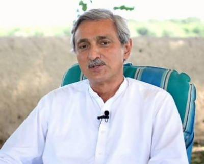 Jahangir Tareen says his mission is over as Imran Khan takes oath