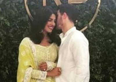 Priyanka Chopra, Nick Jonas' engagement festivities starts