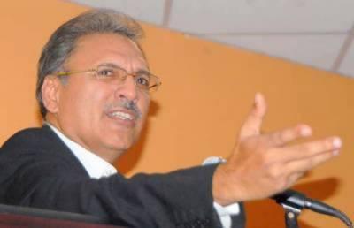 PTI nominates Dr Arif Alvi for president's post