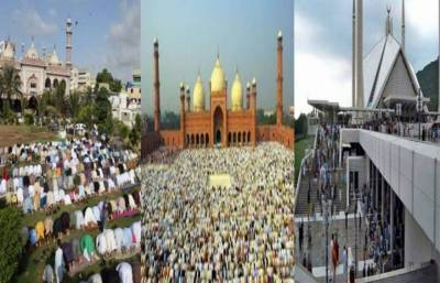 Eid-ul-Azha celebrated with religious fervor across the country