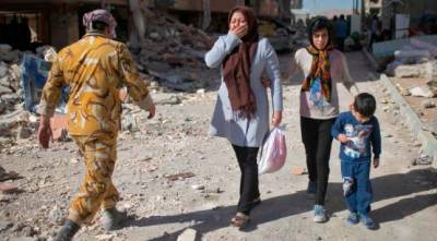 Two dead, hundreds injured as 6.0-magnitude earthquake jolts Iran