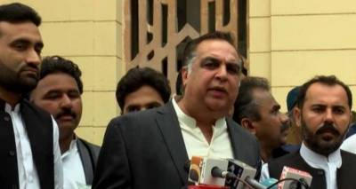 Imran Ismail takes oath as Sindh governor