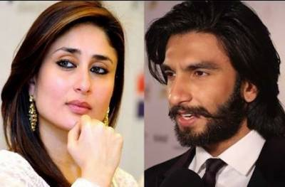 It's an honour to share screen space with Ranveer, says Kareena