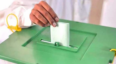 158 candidates file nomination papers for by-elections in Khyber Pakhtunkhwa