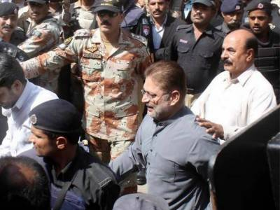 Sharjeel Memon shifted to jail after liquor bottles recovered from hospital room