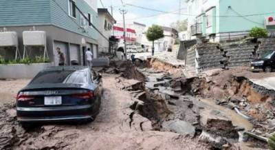 Japan quake, landslides claims 9 lives
