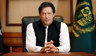 PM Imran Khan urges nation to donate for dams