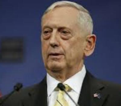 US Defence Secretary Jim Mattis makes surprise visit to Afghanistan