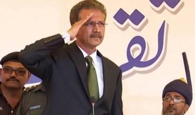 Karachi Mayor Waseem Akhtar's official car snatched at gunpoint
