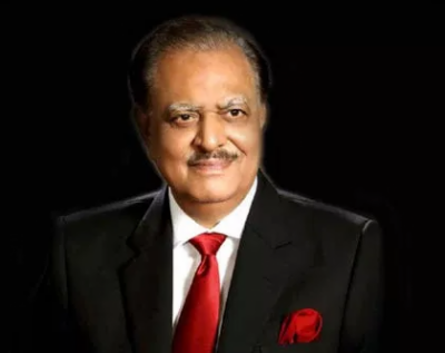 President Mamnoon Hussain's five-year term ends today