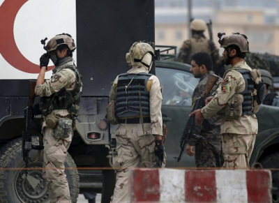 At least 37 killed in Taliban attack on Afghan forces