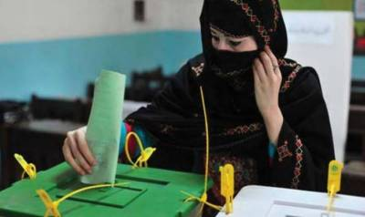 Re-polling underway in Shangla's PK-23