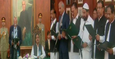 12 new ministers inducted in Punjab cabinet