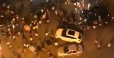 11 dead, dozens injured as driver rams into crowd