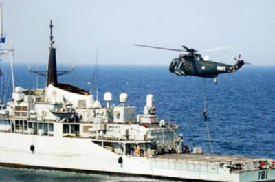 Pakistan, Egypt conduct joint naval drills in Mediterranean Sea