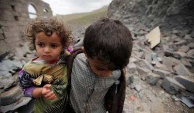 Pompeo defends Arab coalition says Saudi Arabia protecting civilians in Yemen