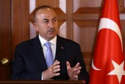 Turkish FM in Islamabad to discuss bilateral ties with Pakistani leadership