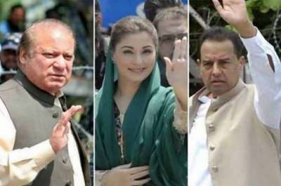 Nawaz, Maryam and Capt Safdar shifted to Adiala jail as 5-day parole ends