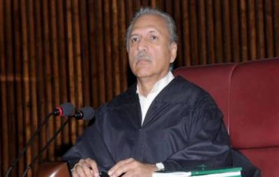 President Alvi addresses joint session of parliament