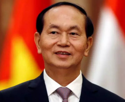 Vietnam's President Quang dies at 61 after serious illness