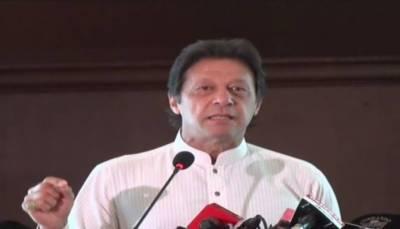 PM Imran says devolution of power top priority of PTI govt