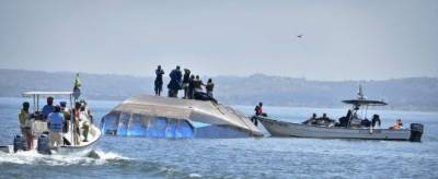 Tanzania ferry disaster death toll reaches 224