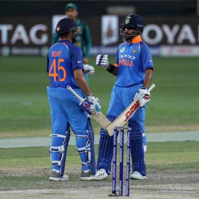 Asia Cup 2018: India beat Pakistan by 9 wickets