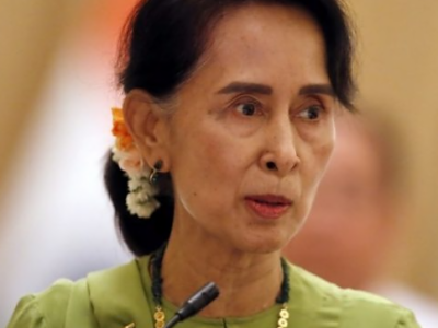 Canada strips Aung San Suu Kyi of honorary citizenship