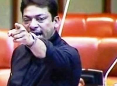 Sindh govt permits Islamabad police to arrest Faisal Raza Abidi