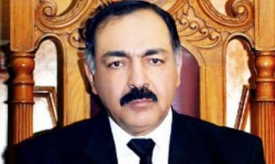 Justice (retd) Amanullah Yasinzai appointed Balochistan governor