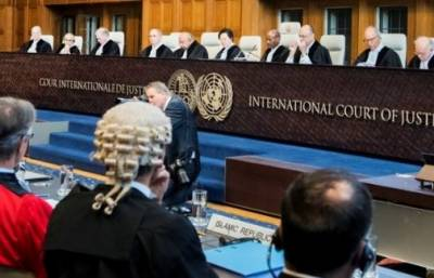 Lift Iran sanctions on 'humanitarian' goods, ICJ orders US