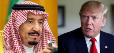 Trump says Saudi king wouldn't last two weeks without US support