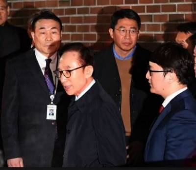 South Korea's former president gets 15-years jail for corruption