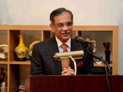 CJP takes notice of children's deaths due to malnutrition in Thar
