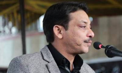 Faisal Raza Abidi arrested in 'derogatory' remarks case