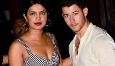 Priyanka, Nick reveal wedding date