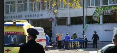 17 killed, dozens wounded in Crimea college attack
