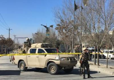 Bomb under office chair kills three among Afghan election candidate